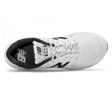 New balance chaussures unisex 580 90s running blanc et noir MRT580X-168