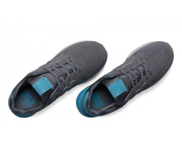 New balance chaussures pour hommes 580 elite edition lifestyle gris et lumière bleu MRT580-326