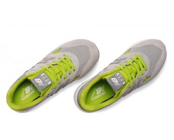 New balance chaussures pour hommes 580 lifestyle argent vison et gunmetal WRT580-327