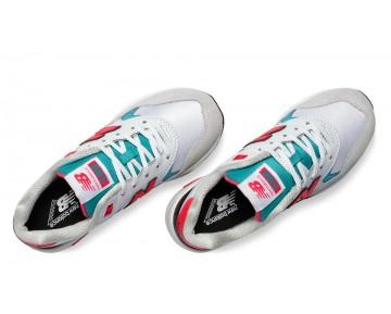 New balance chaussures pour femmes 580 lifestyle blanc et sea glass WRT580-253