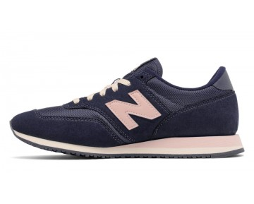 New balance chaussures pour femmes 620 70s running marine et rose CW620-255