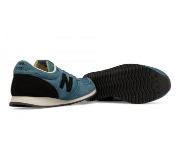 New balance chaussures unisex 420 70s running petrol et noir U420-178