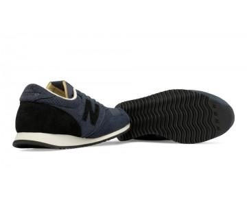 New balance chaussures unisex 420 70s running marine et noir U420-179