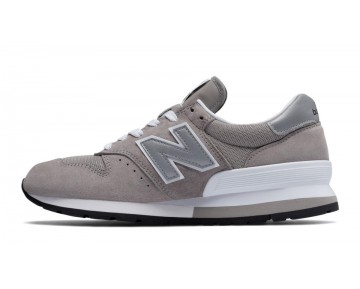 New balance chaussures pour hommes 995 casual gris et argent M995-339