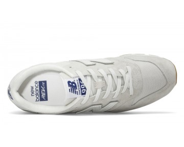 New balance chaussures pour hommes 996 suede casual moonstruck et sea salt MRL996-348