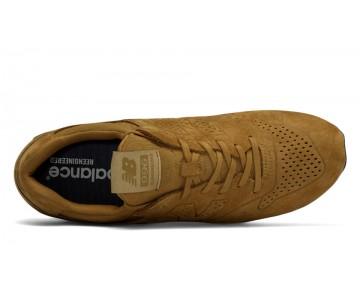 New balance chaussures unisex 996 v2 lifestyle tan et beige et blanc MRL996-185