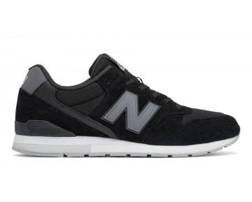 New balance chaussures pour hommes 996 revlite lifestyle noir et nimbus cloud et blanc MRL996-350
