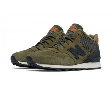 New balance chaussures pour femmes 996 suede casual pine et thunder WH996-267