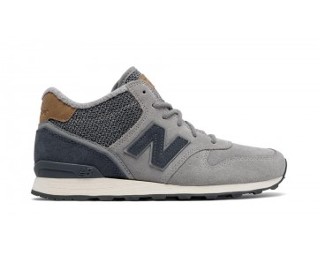 New balance chaussures pour femmes 996 suede casual steel et thunder WH996-268