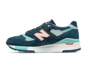 New balance chaussures unisex 998 lifestyle tornado et tempête bleu W998C-187