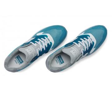New balance chaussures pour hommes 999 re-engineered casual mosaic bleu et delphinium bleu MRL999-354