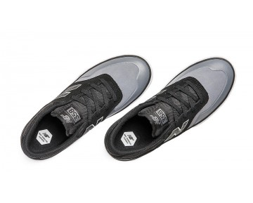 New balance chaussures unisex arto 358 lifestyle gunmetal et noir NM358-190