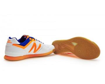 New balance chaussures pour hommes audazo pro football blanc et uv bleu et impulse MSADOI-356