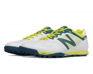 New balance chaussures pour hommes audazo pro football blanc et firefly MSSSG-357