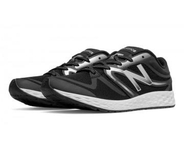 New balance chaussures pour femmes fresh foam 822v3 entraînement noir et argent WX822-279