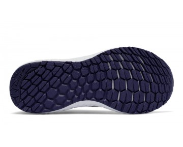 New balance chaussures pour femmes fresh foam boracay running foncé denim et sunrise glo WBORA-282