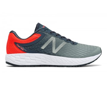 New balance chaussures pour hommes fresh foam boracay running thunder et alpha orange MBORA-364
