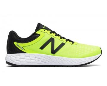 New balance chaussures pour hommes fresh foam boracay running hi-lite et noir MBORA-365