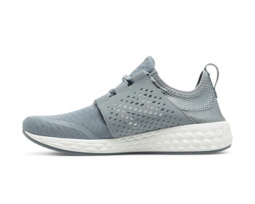New balance chaussures pour femmes fresh foam cruz course reflection et blanc WCRUZ-283