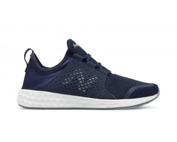 New balance chaussures pour hommes fresh foam cruz course pigment et blanc MCRUZ-367