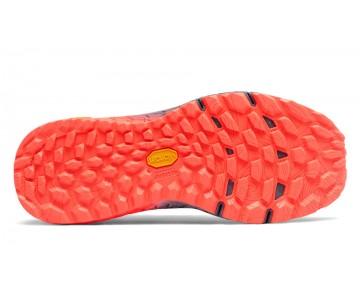 New balance chaussures pour hommes fresh foam hierro running outerspace et noir et alpha orange MTHIER-369