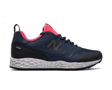 New balance chaussures pour hommes fresh foam trailbuster casual marine et guava MFLTB-371