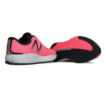 New balance chaussures pour femmes fresh foam vongo running rose et noir WVNGO-287