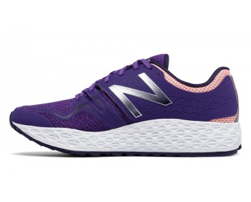 New balance chaussures pour femmes fresh foam vongo running spectral et bleached sunrise WVNGO-288