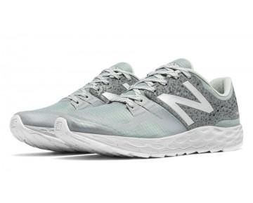 New balance chaussures pour hommes fresh foam vongo running argent et gris MVNGO-372