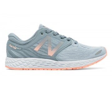 New balance chaussures pour femmes fresh foam zante running reflection et rose d'or WZANT-291