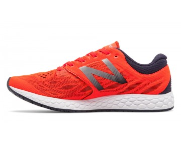 New balance chaussures unisex fresh foam zante running alpha orange et outerspace MZANT-193