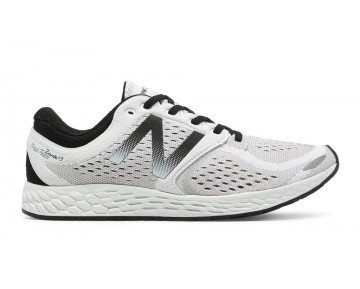 New balance chaussures pour hommes fresh foam zante course blanc et noir MZANT-373