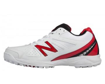 New balance chaussures pour hommes 4030v2 cricket blanc et rouge CK4030-390