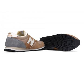 New balance chaussures unisex 420 lifestyle beige et gris et le riz blanc U420-197