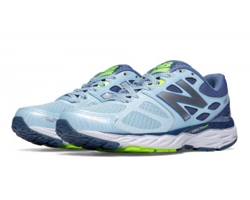 New balance chaussures pour femmes 680v3 running freshwater et toxic W680-308