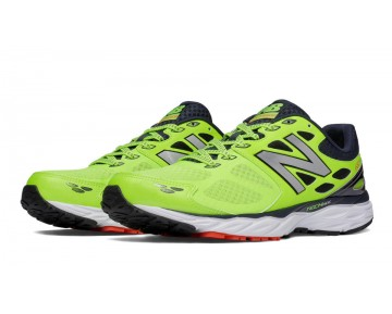 New balance chaussures pour hommes 680v3 running toxic et outerspace M680-397