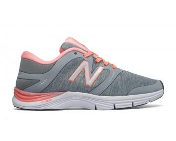New balance chaussures pour femmes 711v2 entraînement argent vison et bleached sunrise WX711-317