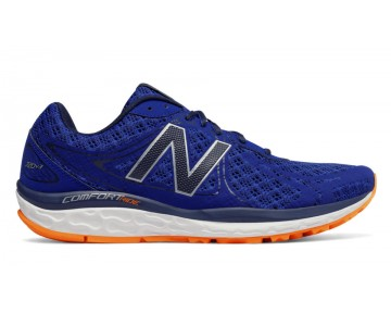 New balance chaussures pour hommes 720v3 running bleu et marine M720-402