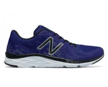 New balance chaussures pour hommes 790v6 running marine bleu et noir et argent M790-407