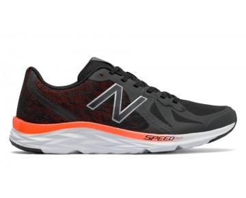 New balance chaussures pour hommes 790v6 running noir et alpha orange et blanc M790-408