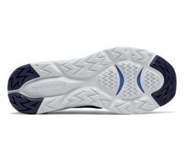 New balance chaussures pour hommes 790v6 running foncé denim et blanc et electric bleu M790-410
