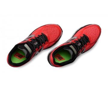 New balance chaussures pour hommes 880v5 course rouge et noir M880-415