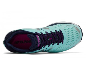 New balance chaussures pour femmes 880v6 running aquarius et noir W880-337