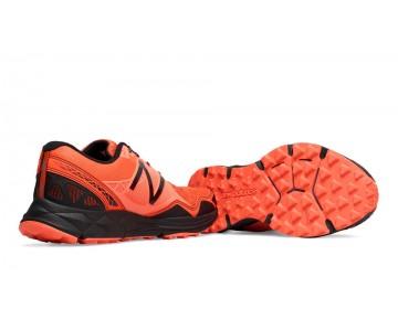 New balance chaussures pour hommes 910v3 running orange et foncé gris MT910-419