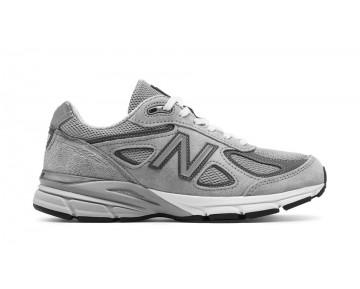 New balance chaussures pour hommes 990v4 running gris et castlerock W990-423