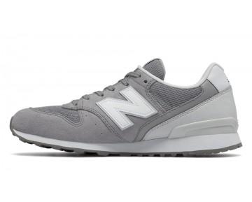 New balance chaussures pour femmes 996 running gris et steel et blanc WR996-343