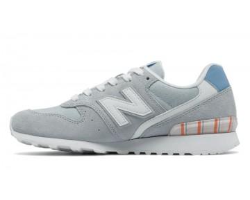 New balance chaussures pour femmes 996 running lumière porcelain bleu et blanc WR996-347