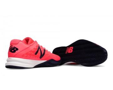 New balance chaussures pour hommes 996v2 tennis brillant cerise et noir MC996-425