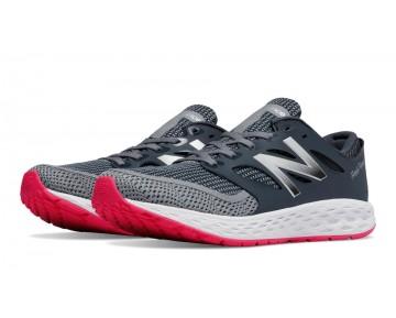 New balance chaussures pour hommes boracay course gris et rouge MBORA-429