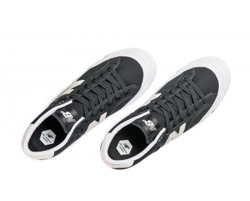 New balance chaussures unisex pro court 212 lifestyle noir et blanc NM212-204